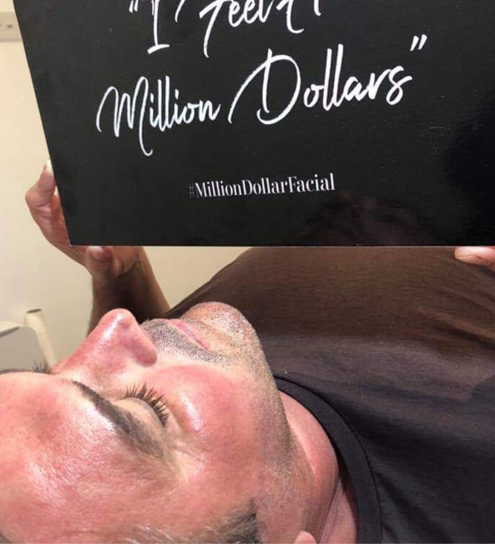 Million Dollar Male